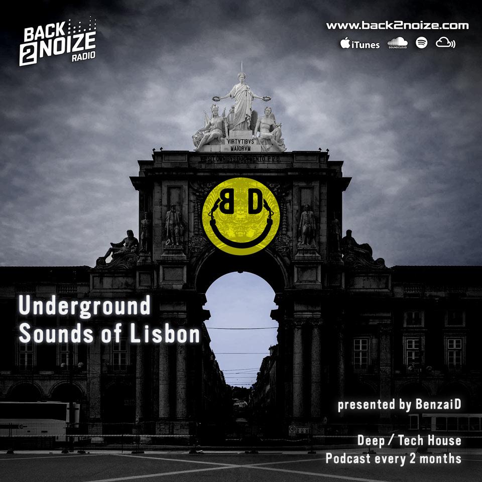 Underground Sounds of Lisbon Podcast 2020