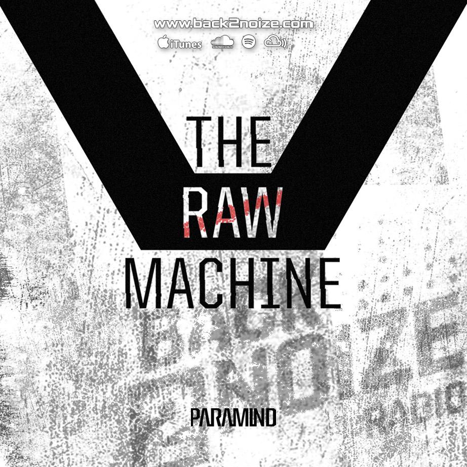the raw machine podcast